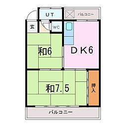 宇頭駅 3.0万円