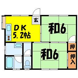 行田市駅 3.3万円