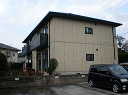 ディアスさくらA棟B棟[1階]の外観