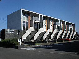 ラクパハウス A棟[3階]の外観
