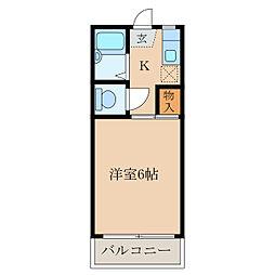 【敷金礼金0円!】セントラルマンション1号館