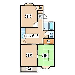矢幅駅 4.3万円