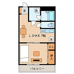 文武館〜和のある暮らし〜[4階]の間取り