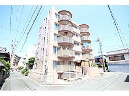 静岡県浜松市中区浅田町の賃貸マンションの外観