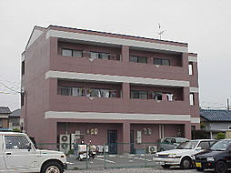 静岡県浜松市中区小豆餅1丁目の賃貸マンションの外観
