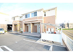 静岡県浜松市南区白羽町の賃貸アパートの外観