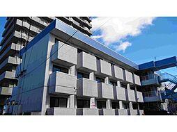 静岡県浜松市中区中沢町の賃貸マンションの外観