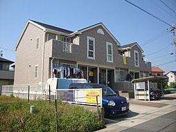 愛知県名古屋市緑区藤塚3丁目の賃貸アパートの外観