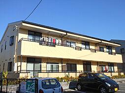 愛知県名古屋市緑区神の倉2丁目の賃貸マンションの外観