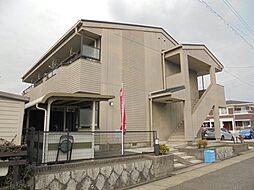 愛知県名古屋市緑区徳重3丁目の賃貸マンションの外観
