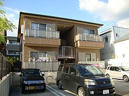 愛知県名古屋市緑区滝ノ水5丁目の賃貸マンションの外観