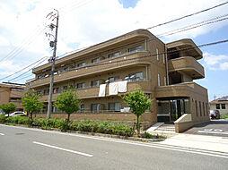 愛知県名古屋市緑区大清水東の賃貸マンションの外観
