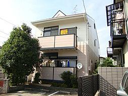 愛知県名古屋市緑区徳重3丁目の賃貸アパートの外観