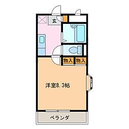 first-36[1階]の間取り