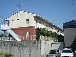 愛知県名古屋市緑区大清水4丁目の賃貸アパートの外観