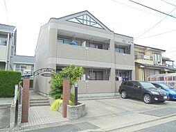 愛知県名古屋市緑区鳥澄2丁目の賃貸マンションの外観