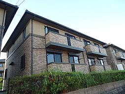レジデンス黒沢台A・B・C[2階]の外観