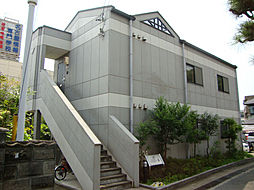 スクエア緑[1階]の外観