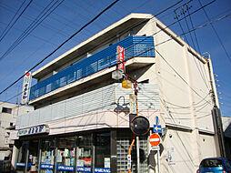 坂野ビル[3階]の外観