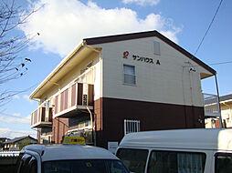 愛知県名古屋市緑区旭出3丁目の賃貸マンションの外観