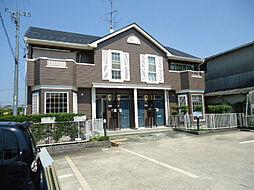 愛知県名古屋市緑区大高町字中ノ島の賃貸アパートの外観