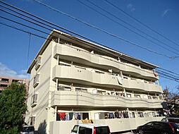 愛知県名古屋市緑区桶狭間神明の賃貸マンションの外観