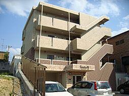 ストューディオエヌ[2階]の外観