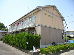 愛知県名古屋市緑区鳴海町字諸ノ木の賃貸アパートの外観