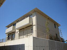 愛知県名古屋市緑区鳴海町字神ノ倉の賃貸アパートの外観