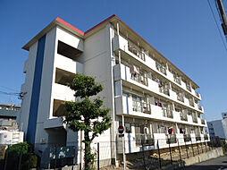 愛知県豊明市二村台2丁目の賃貸マンションの外観