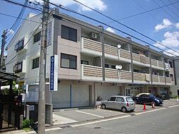 愛知県名古屋市緑区鳴海町字宿地の賃貸マンションの外観