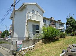 愛知県名古屋市緑区上旭2丁目の賃貸アパートの外観