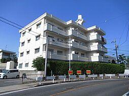 愛知県名古屋市緑区若田1丁目の賃貸マンションの外観
