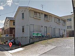 愛知県名古屋市緑区平子が丘の賃貸アパートの外観