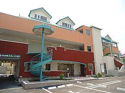 愛知県名古屋市緑区大将ケ根2の賃貸アパートの外観