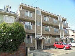 愛知県名古屋市緑区桃山2丁目の賃貸マンションの外観