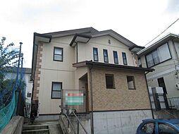 愛知県名古屋市緑区若田3丁目の賃貸アパートの外観