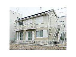愛知県名古屋市緑区藤塚1丁目の賃貸アパートの外観