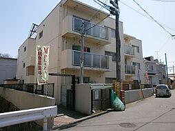 滋賀県東近江市八日市清水2丁目の賃貸マンションの外観
