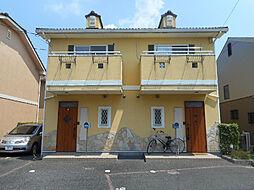 [テラスハウス] 滋賀県東近江市妙法寺町 の賃貸【/】の外観
