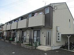 [テラスハウス] 滋賀県東近江市札の辻1丁目 の賃貸【/】の外観