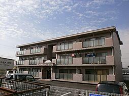 ビューテラス西中野[3階]の外観