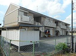 レークハイツ[2階]の外観