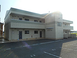グリーンコートI・II[2階]の外観