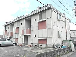 ハイツ大沢[2階]の外観