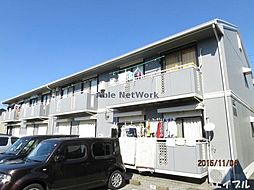 JR内房線 袖ヶ浦駅 徒歩19分の賃貸アパート