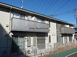 JR内房線 長浦駅 バス9分 袖ヶ浦電話局バス停下車 徒歩1分の賃貸アパート