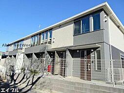 JR内房線 木更津駅 バス22分 金田中島北停下車 徒歩3分の賃貸アパート