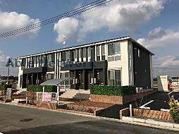 JR内房線 袖ヶ浦駅 徒歩9分の賃貸アパート