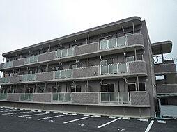 鹿児島県姶良市平松の賃貸マンションの外観